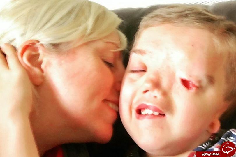 عشق مادر + تصاویر