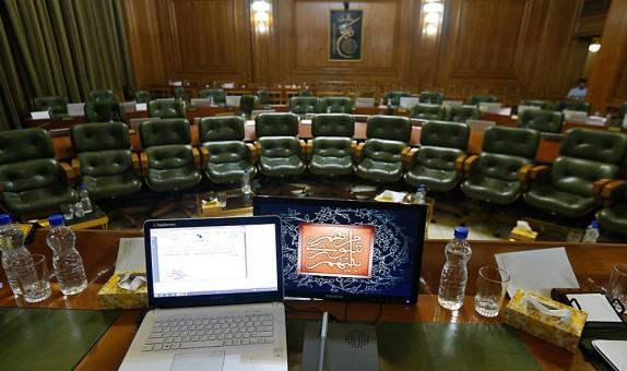 باشگاه خبرنگاران -طرحی که با حاشیه از دستور کار شورا خارج شد/ انتقاد اعضا از جلسات بی محتوای شورای پنجم تهران