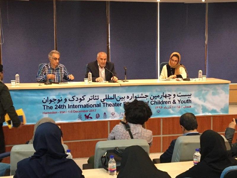 شعار جشنواره تئاتر کودک و نوجوان مشخص شد/ ابراز رضایت کاظمی از انتقال جشنواره به شهرستان