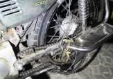 باشگاه خبرنگاران -قطع انگشت دست مرد میانسال با زنجیر موتور سیکلت + تصاویر