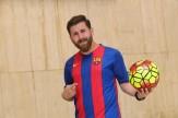 باشگاه خبرنگاران -بازتاب حضور بدل مسی در ورزشگاه نیوکمپ توسط هواداران اسپانیایی