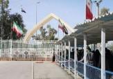 باشگاه خبرنگاران -بازدید نماینده ولی فقیه در استان از مرز خسروی