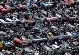 باشگاه خبرنگاران -توقیف موتورسیکلتهای متخلف در گلستان