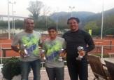 باشگاه خبرنگاران - تنیسور ارومیهای مدال طلای مسابقات بین المللی ترکیه را کسب کرد