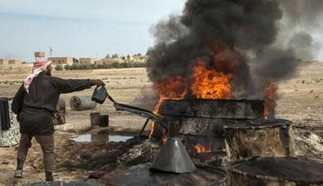 کنترل کامل میادین نفت و گاز سوریه: به زودی