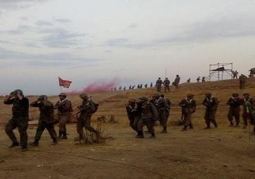 بازنمایی عملیات ثامن الائمه درابهر