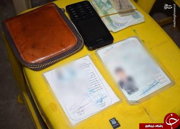 دستگیری عامل انتحاری حمله به عزاداران حسینی (ع) +تصاویر