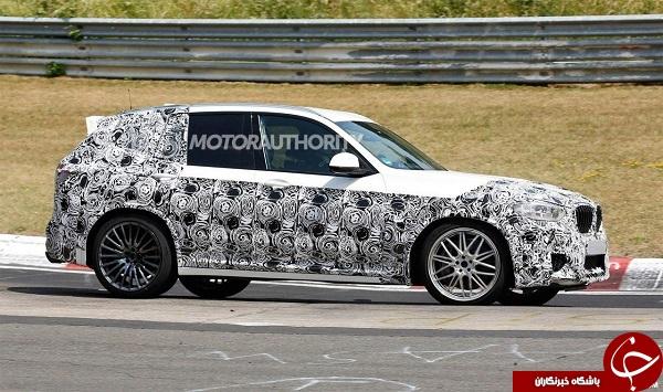 اتومبیل لوکس X3 M شرکت بیامدبلیو را ببینید + تصاویر