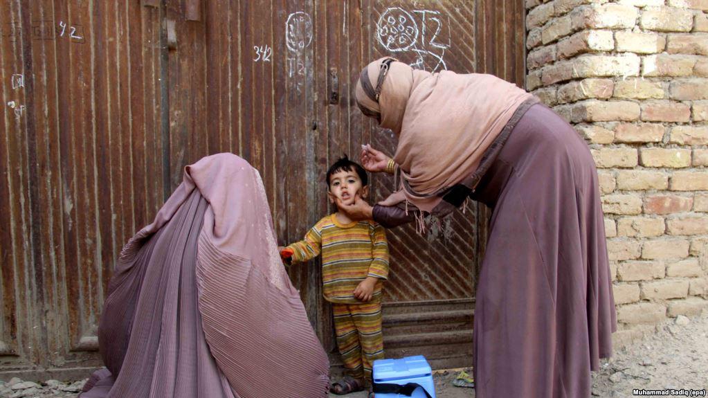 25 هزار کودک ولایت جوزجان از واکسن فلج اطفال محروم شدند