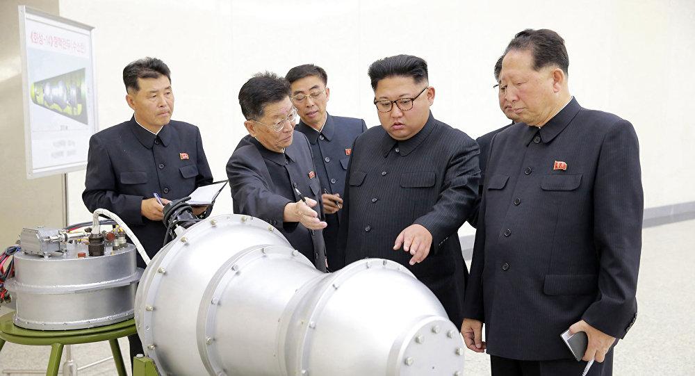 میخائیل اولیانوف: نمی توان کره شمالی را یک قدرت هسته ای دانست