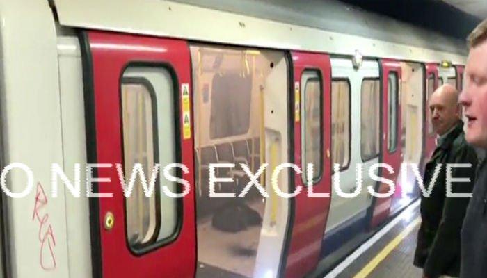 انفجار در یکی از ایستگاههای متروی لندن