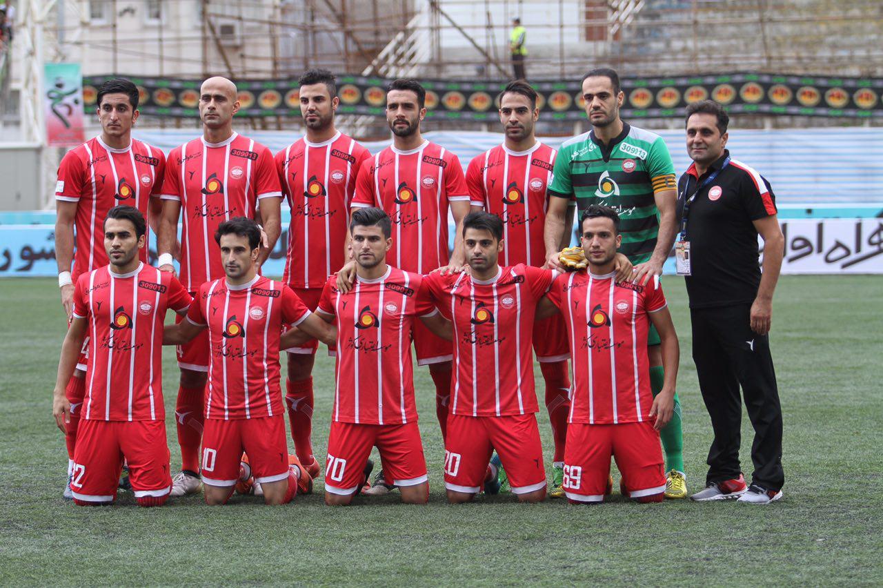 گزارش لحظه به لحظه لیگ برتر/ سپید رود رشت صفر - استقلال تهران یک