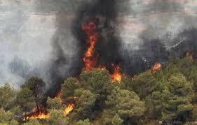 مهار آتش سوزی ارتفاعات گیلانغرب/حضور نیروهای منابع طبیعی برای مراقبت از منطقه