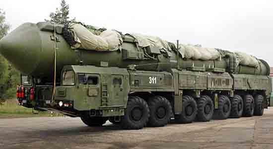 زورآزمایی ارتش روسیه با شلیک موشک های راهبردی