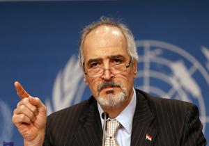 6827094 892 - جعفری: دشمنان ملت سوریه دست از دروغ بردارند