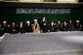 باشگاه خبرنگاران -نخستین شب از مراسم سوگواری سیدالشهدا (ع) در حسینیه امام خمینی (ره) برگزار شد