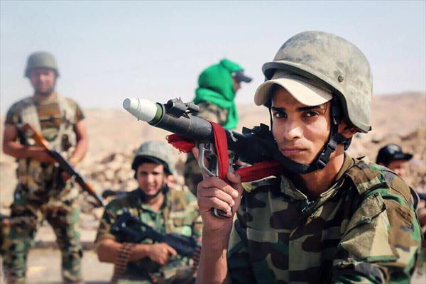 هلاکت 100 داعشی طی عملیات نُجَباء در