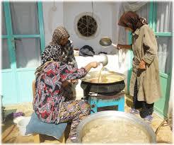 دوشاب پزی ، رسم قدیمی شهربابکی ها