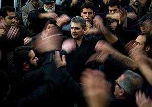 گلستان در سوگ و ماتم عزای حسینی
