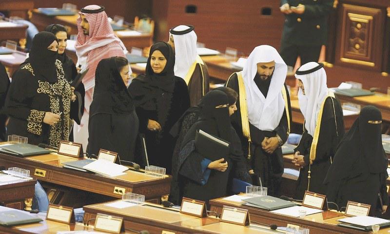 عربستان فتوا دادن زنان را هم آزاد کرد!