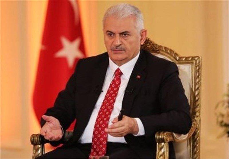 ییلدیریم: عضویت ترکیه در اتحادیه اروپا بیشتر از آنکه به نفع ترکیه باشد به نفع اروپاست