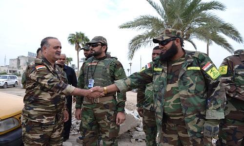 بسیج مردمی عراق: گزینه نظامی علیه منطقه کردستان آخرین گزینه خواهد بود