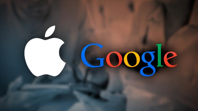 تقدیر مکرون از مجازات گوگل و اپل