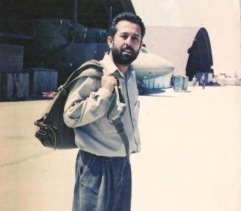 تجلیل از بیست و سومین سالگرد شهادت «قهار عاصی» در هرات