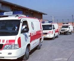 آماده باش ۸۵ پایگاه فوریتهای پزشکی ثابت شهری، جادهای و هوایی در مازندران