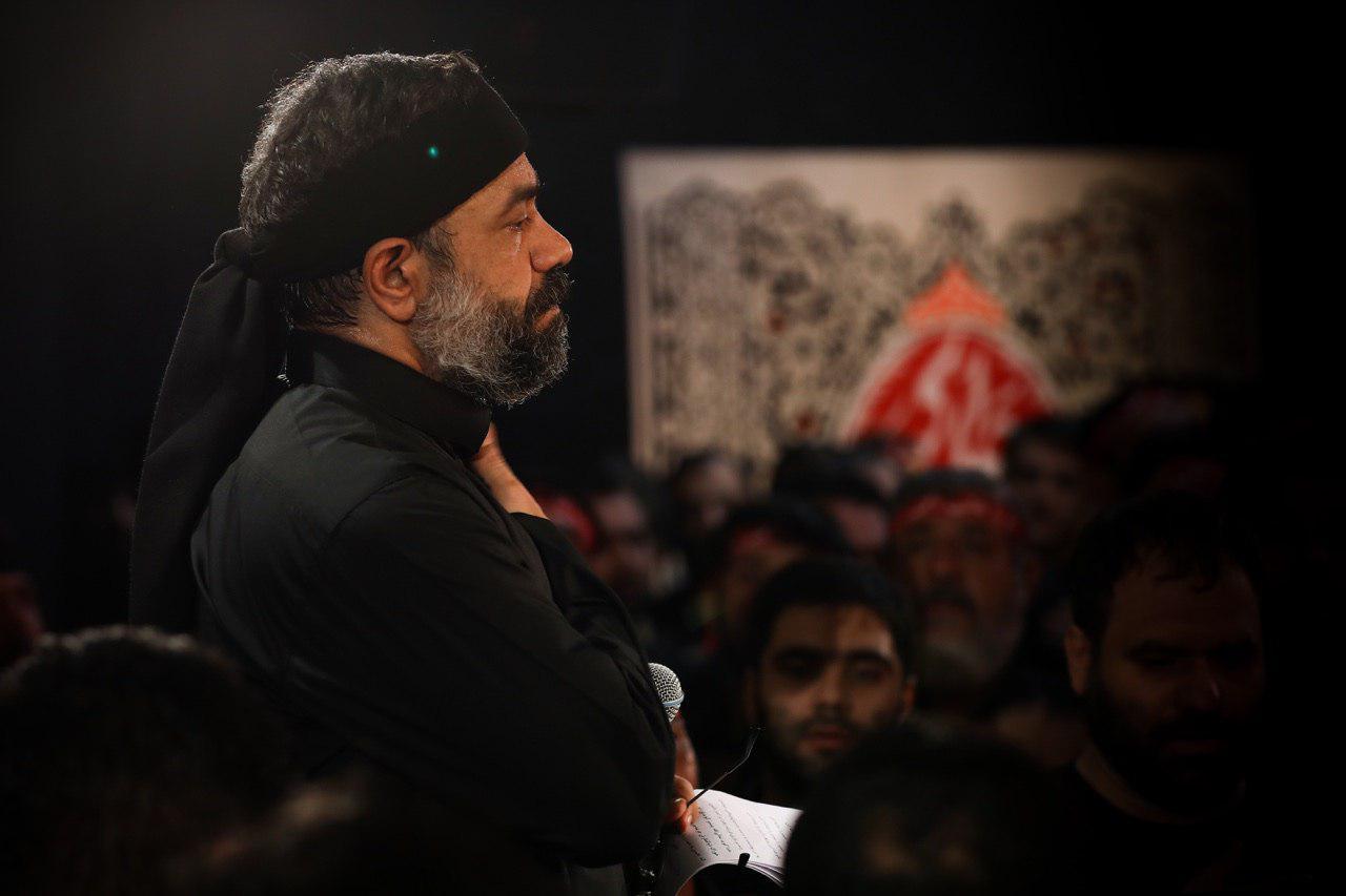 دانلود مداحی محمود کریمی به زبان عربی، تاسوعا ۹۶