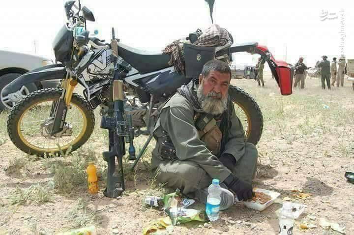 مرد مبارزی که 322 داعشی را به جهنم فرستاد؛کیست؟+تصاویر