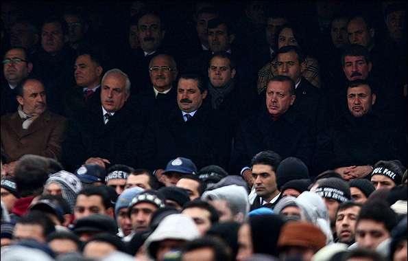 مراسم عزاداری حضرت سیدالشهدا(ع) در ترکیه با حضور اردوغان