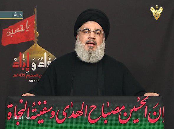 دبیرکل حزبالله: داعش خدمات زیادی به آمریکا و اسرائیل کرده است / واشنگتن مسئول فجایع کنونی در خاورمیانه است