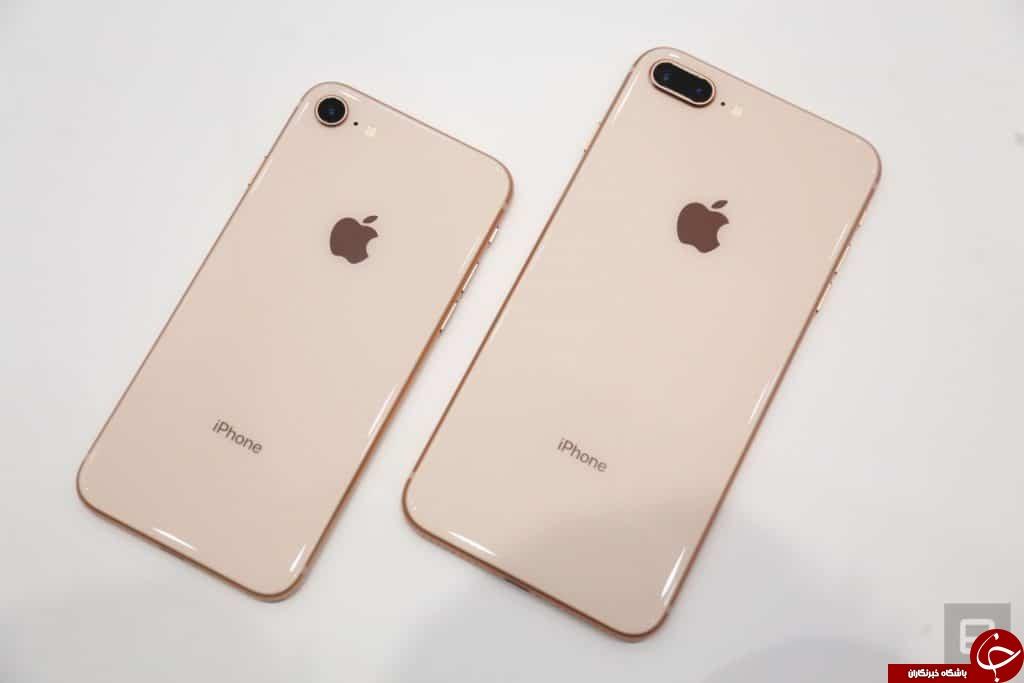 گوشی آیفون 8 پلاس بهتر است یا گلکسی S8 پلاس؟
