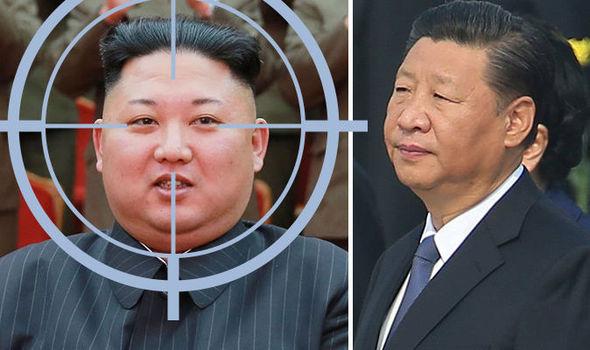 آیا چین به دنبال ترور کیم جونگ اون است؟