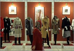 برپایی نمایشگاه طراحی لباس در همدان