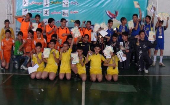 باشگاه خبرنگاران -آغاز چهارمین المپیاد ورزشی درون مدرسهای شهرستان زرندیه