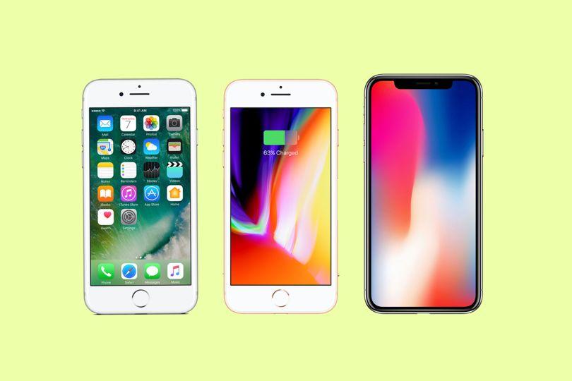 /// گزارش؟////تیتر 2 اگر بهتره با تیتر یک عوض شود/مقایسه آیفون X با گوشی های قدیمی تر اپل