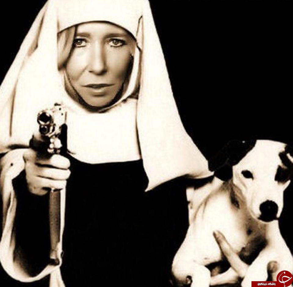 تلاش «بیوه سفید» داعش برای ترور ملکه انگلیس+ تصاویر