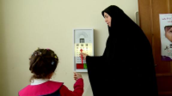 باشگاه خبرنگاران -آغاز غربالگری تنبلی چشم 205 هزار کودک در آذربایجان شرقی