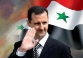باشگاه خبرنگاران -استقبال بشار اسد از بازیکنان تیم ملی فوتبال سوریه+ تصاویر