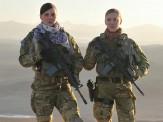 باشگاه خبرنگاران -نیروهای ویژه زن ارتش آمریکا به شکار داعش میروند+ تصاویر