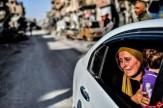 باشگاه خبرنگاران -تصاویری غرور آفرین از بازگشت ساکنان رقه  + تصاویر