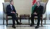 باشگاه خبرنگاران -دیدار تودیعی «عبدالله عبدالله» با سفیر استرالیا در کابل