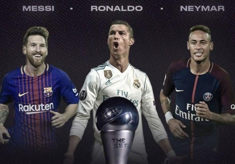 مراسم بهترینهای فیفا ۲۰۱۷/ رونالدو بهترین بازیکن فوتبال جهان شد+تصاویر
