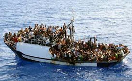 باشگاه خبرنگاران -نیروی دریایی آلبانی ۱۱۵ آواره سوری را نجات داد
