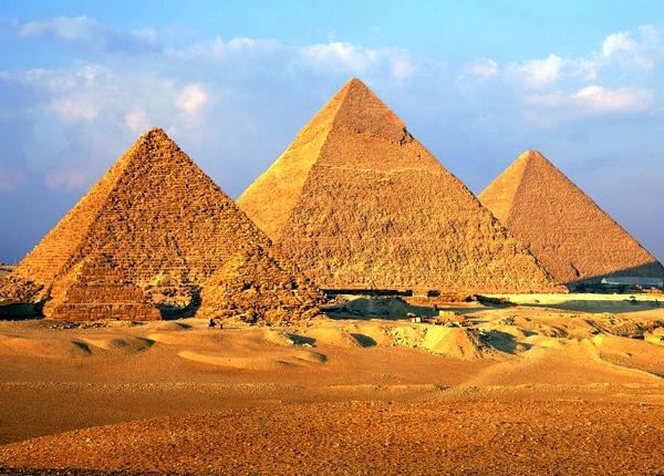 کشف اتاق مخفی در یکی از اهرام مصر