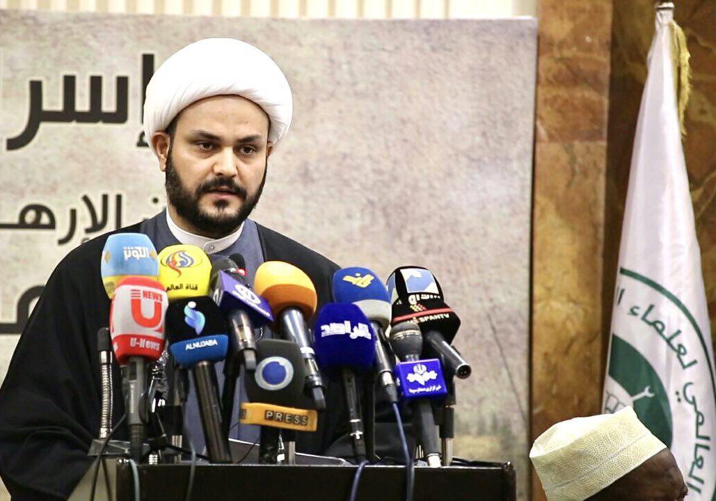 شیخ اکرم الکعبی: مقاومتی که در مسیر «قدس» نباشد، منحرف است