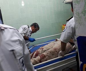 اسامي مجروحين اتوبوس در مسير عراق