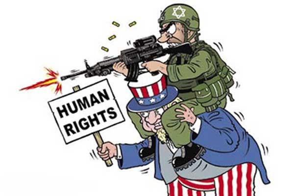 منظور از حقوق بشر آمریکایی چیست؟+ اینفوگرافی